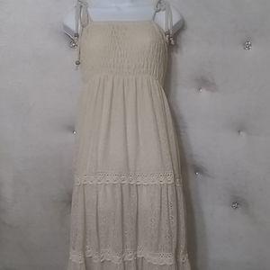 Forever21 boho style dress